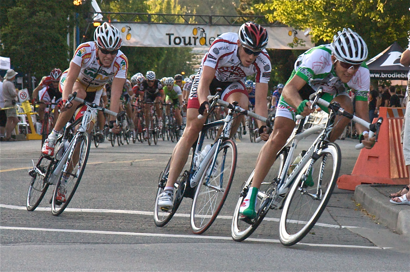 Tour de Delta photo by Ian Logie